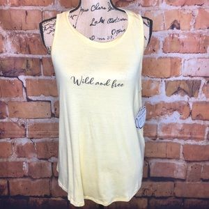 French Pastry wild and free tank top… 4/$25